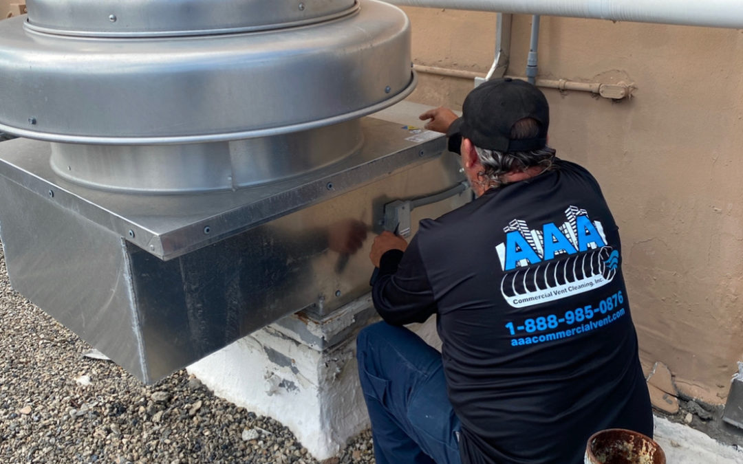 Everything You Need to Know about Rooftop Dryer Extractor Fan Cleaning